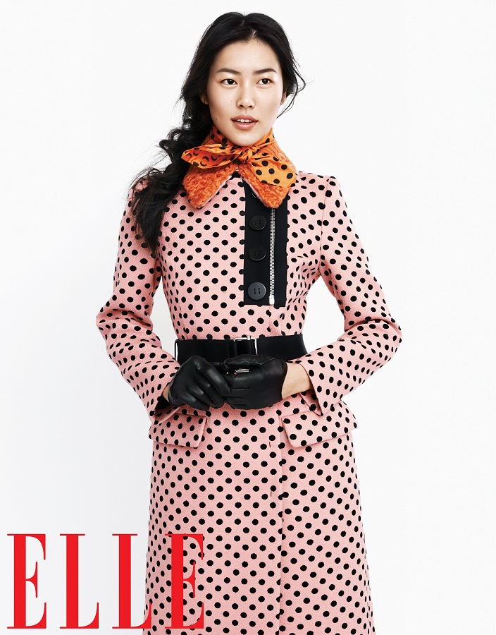 Liu Wen for Elle China September 2013-005