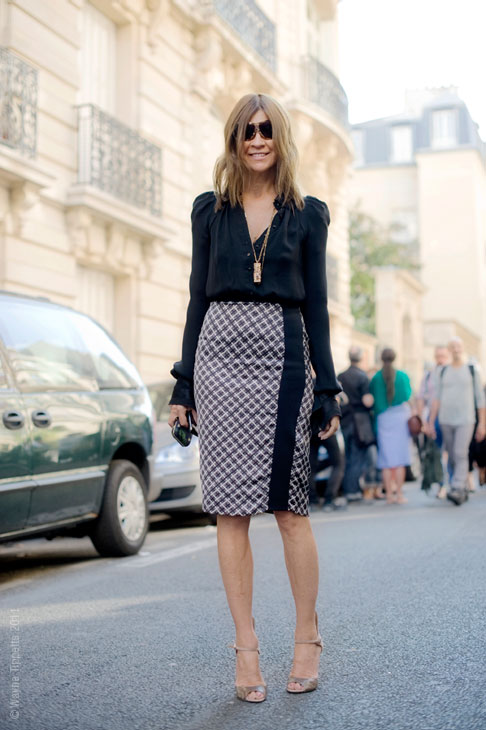 Pencil-Skirt-Street-Style-1