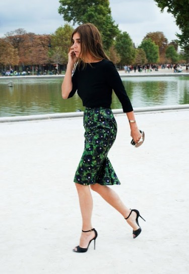pencil-skirt-carine-roitfeld-stampa