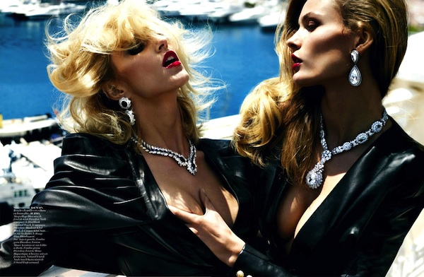 Edita-Vilkeviciute-Anja-Rubik-by-Mario-Testino-for-Vogue-Paris-October-2013-015
