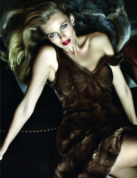 Edita-Vilkeviciute-Anja-Rubik-by-Mario-Testino-for-Vogue-Paris-October-2013-06