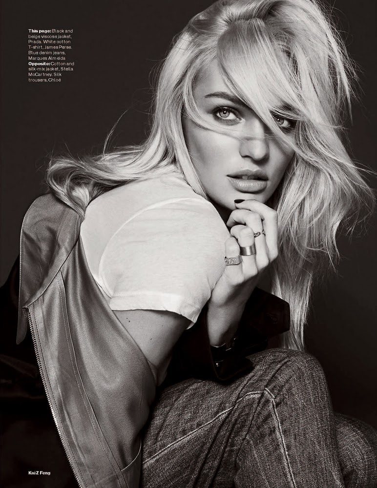 Candice Swanepoel by Kai Z Feng for Elle UK December 2013-009
