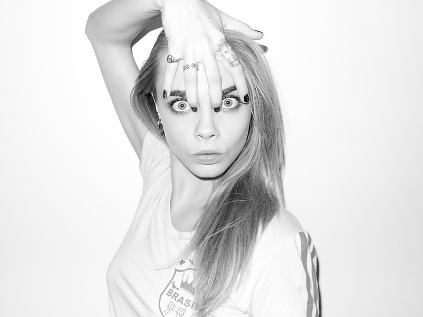 Cara Delevingne by Terry Richardson, October 2013-008