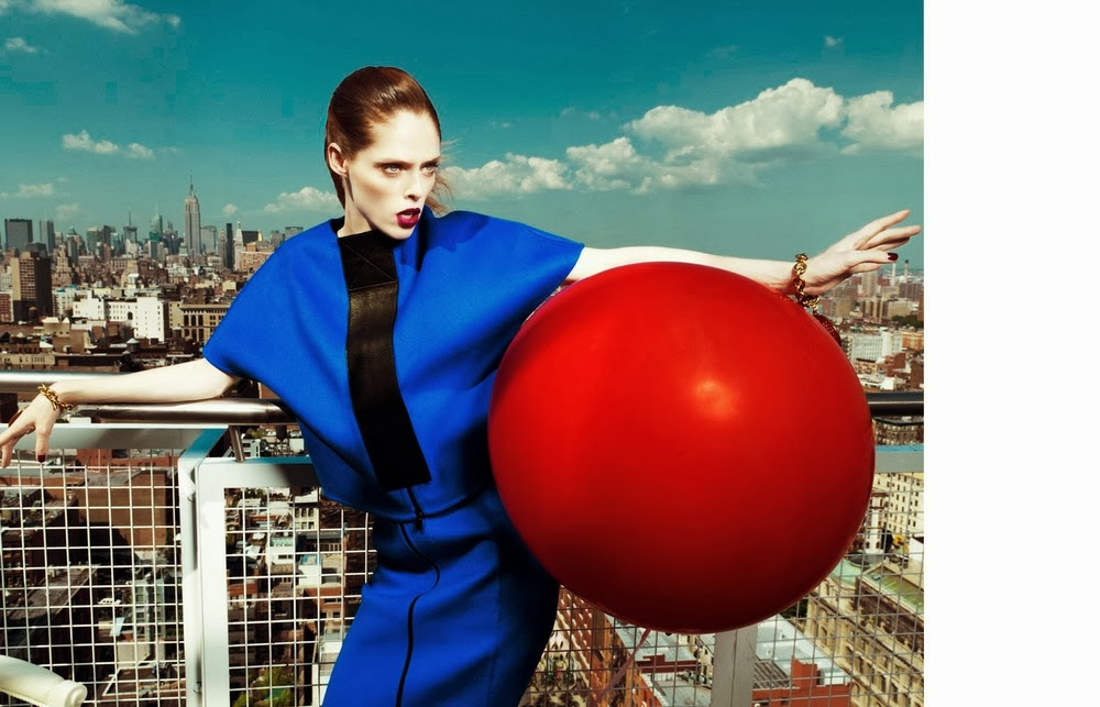 Coco Rocha Harper's Bazaar China September 2013-002
