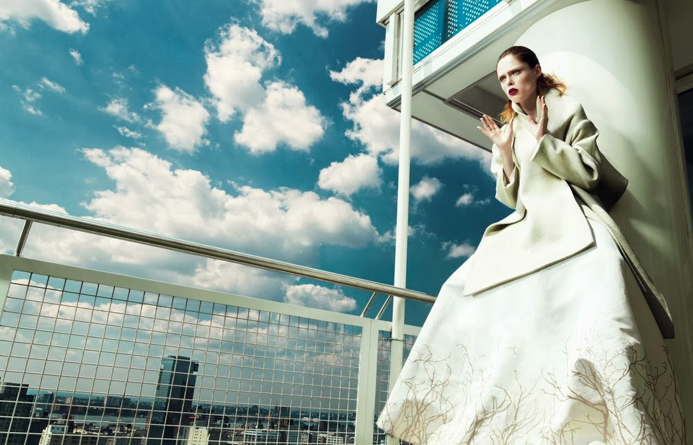 Coco Rocha Harper's Bazaar China September 2013-003