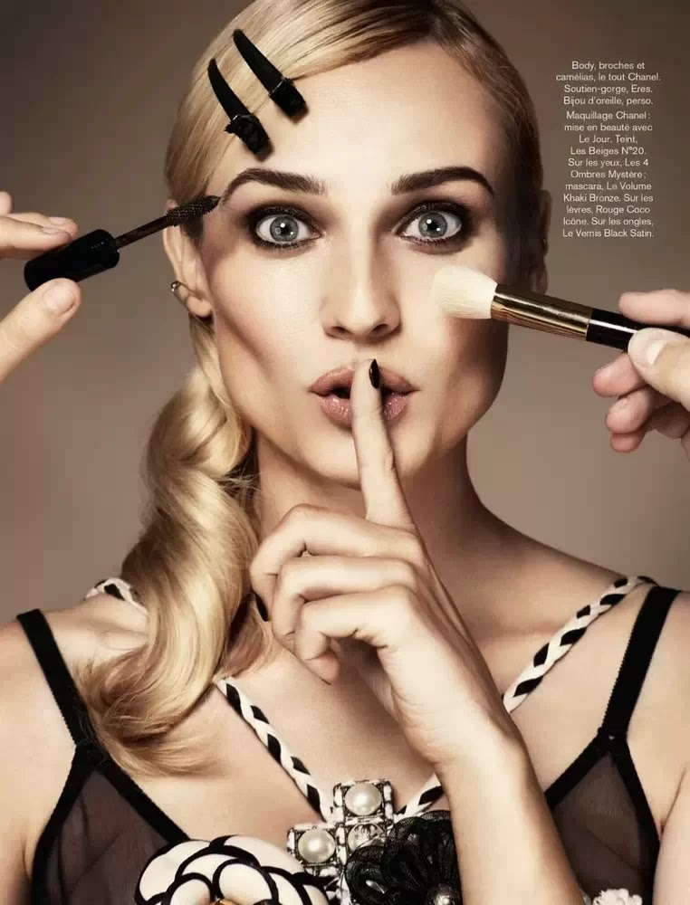 Diane Kruger Glamour Paris November 2013-001