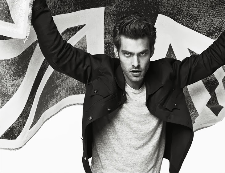 Georgia May Jagger & Jon Kortajarena for Hudson Jeans FW 2013-005