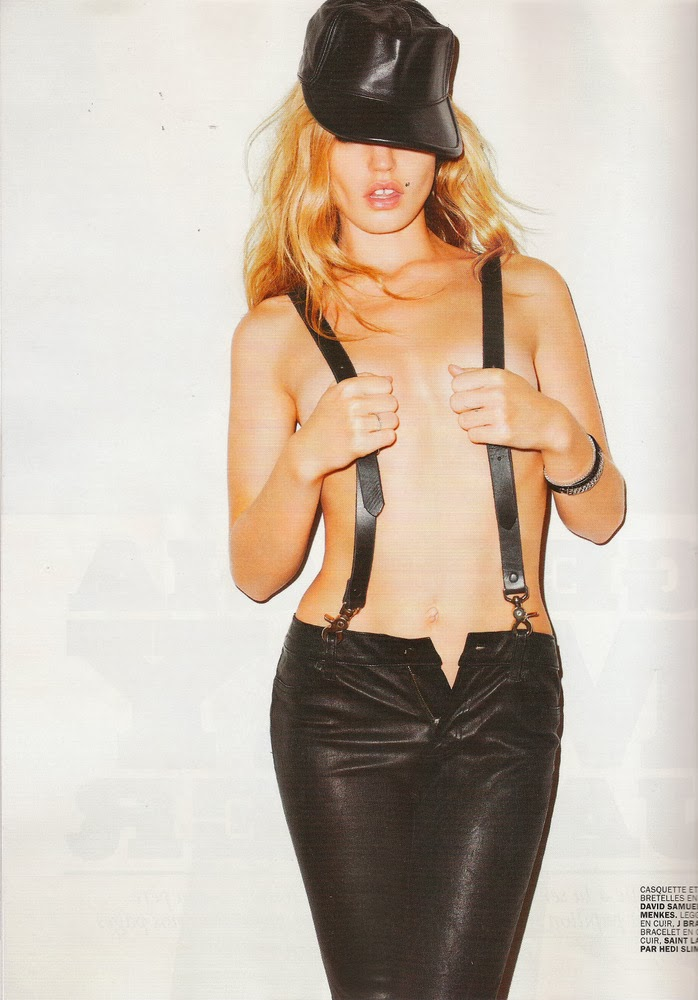 Georgia May Jagger by Terry Richardson for Lui Magazine November 2013-001