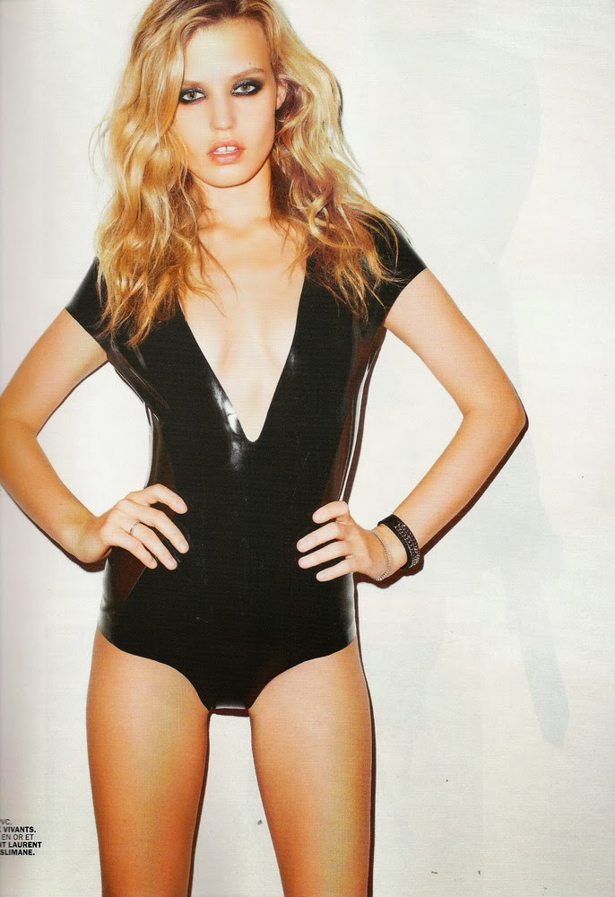 Georgia May Jagger by Terry Richardson for Lui Magazine November 2013-002