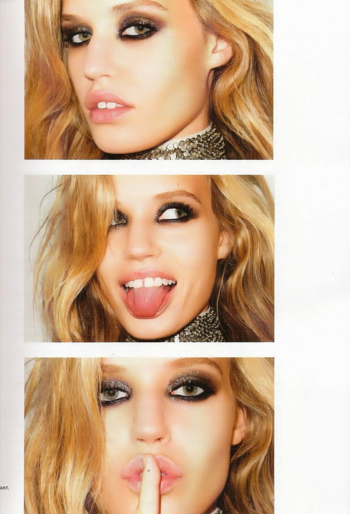 Georgia May Jagger by Terry Richardson for Lui Magazine November 2013-004 (1)