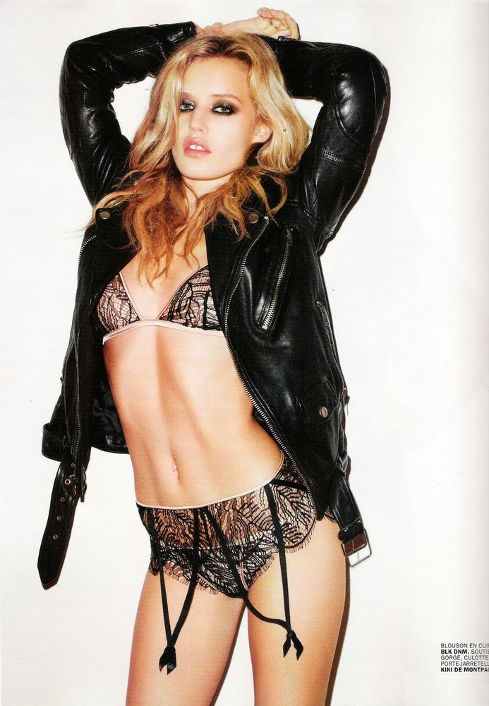 Georgia May Jagger by Terry Richardson for Lui Magazine November 2013-005