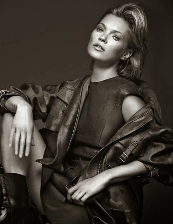 Kate Moss by Bryan Adams for Zoo Magazine Fall 2013-002