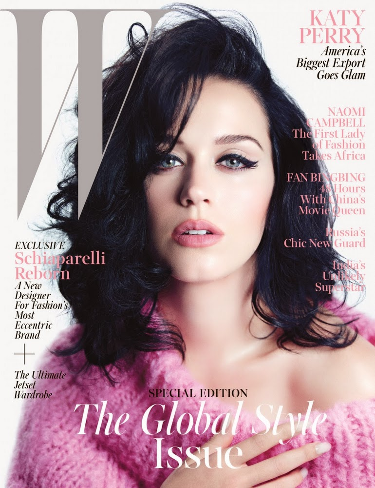 Katy Perry by Mario Sorrenti for W November 2013-001
