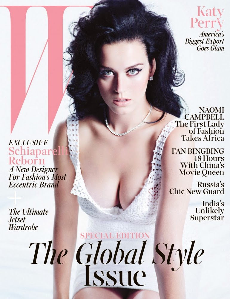 Katy Perry by Mario Sorrenti for W November 2013-002