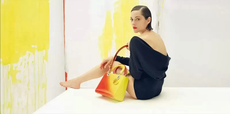 Marion Cotillard Lady Dior Resort 2014