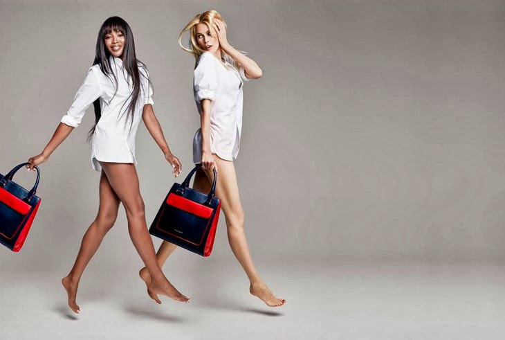 Naomi Campbell & Claudia Schiffer for Tommy Hilfiger 2013-001