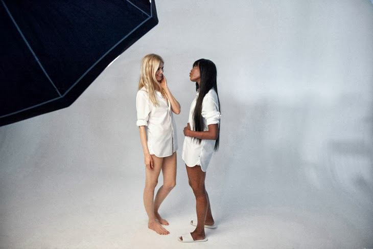 Naomi Campbell & Claudia Schiffer for Tommy Hilfiger 2013-004