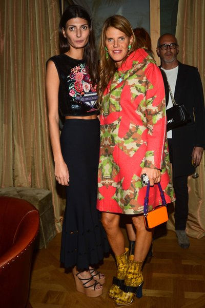 Garage Magazine Celebrates Paris Fashion Week Hosted by Dasha Zhukova & Derek Blasberg