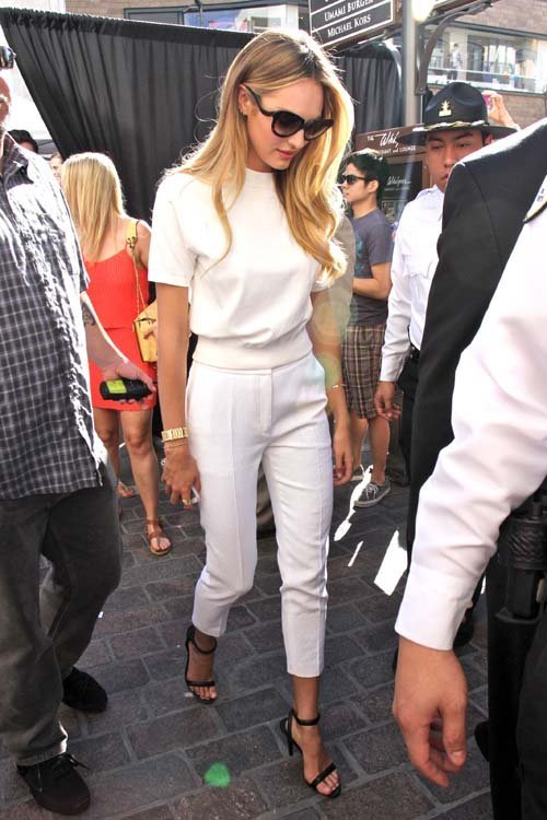 Fashion On Rock The Power Of White