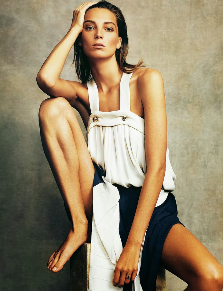 Daria Werbowy for Madame Figaro 2013-001