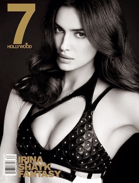 Irina Shayk for Hollywood Winter 2014 Cover