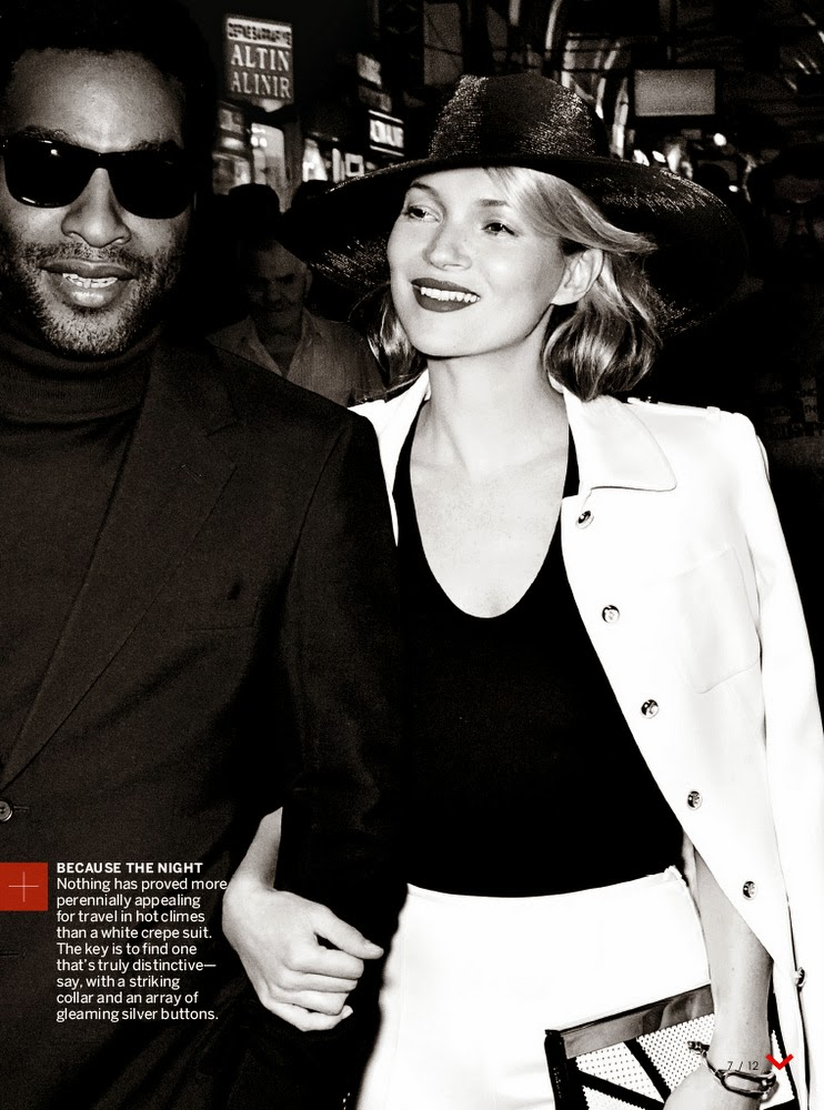 Kate Moss & Chiwetel Ejiofor Vogue US December 2013-005