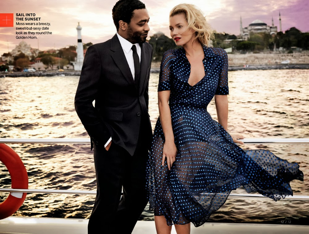 Kate Moss & Chiwetel Ejiofor Vogue US December 2013-010