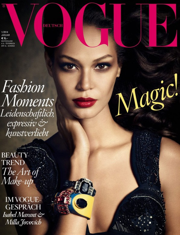 Joan-Smalls-Vogue-Germany-January-2014-Cover-597x780