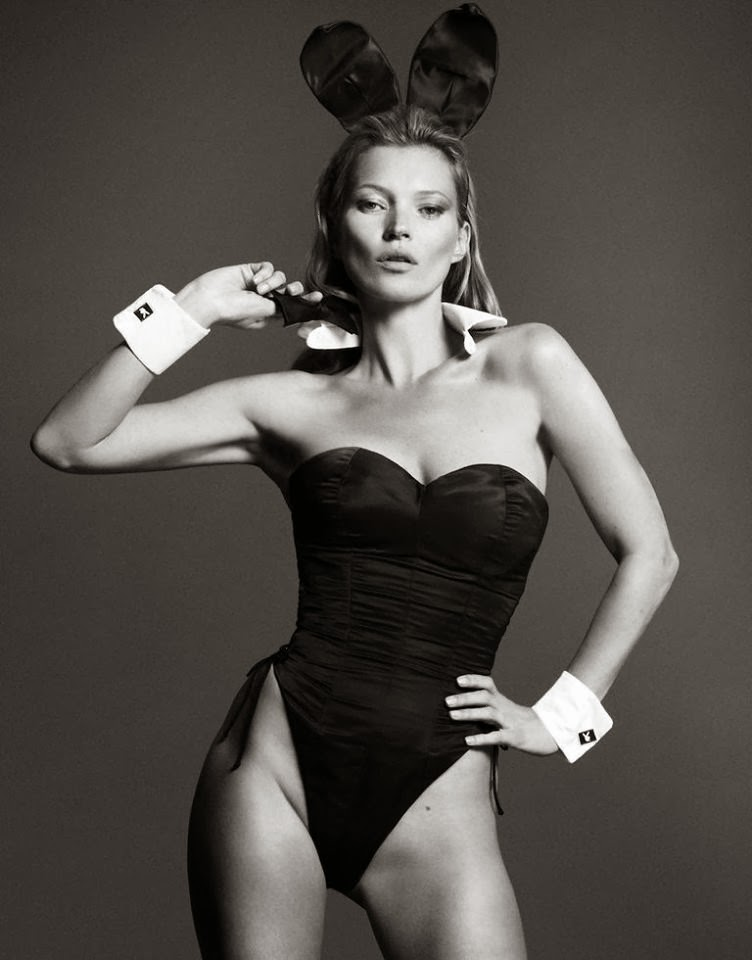 Kate Moss for Playboy 2013 (1)