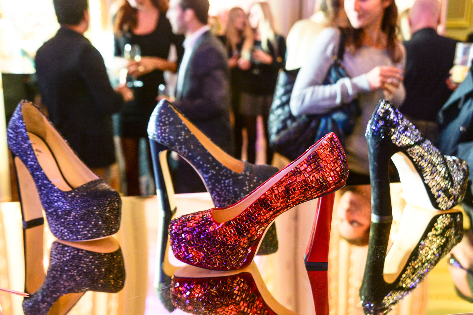 JULIA HAART Paris Fashion Week Exclusive Shoe Collection FW14