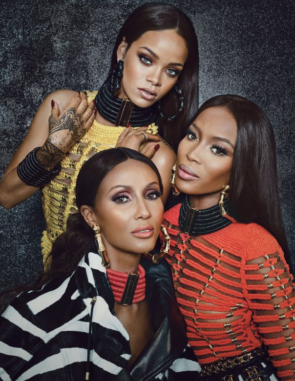 naomi-campbell-iman-rihanna-olivier-rousteing-by-emma-summerton-for-w-magazine-september-2014-1