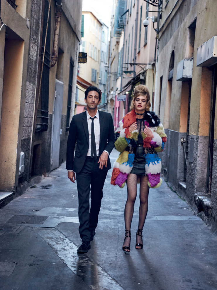 natalia-vodianova-adrien-brody-by-peter-lindbergh-for-vogue-us-july-2015-10