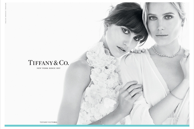 Sisters Dree and Langley Fox Hemingway star in Tiffany & Co's f