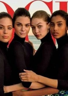Women Rule: Models Star in Vogue US March 2017 Cover Story