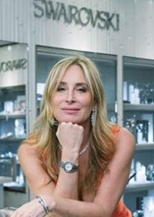 Sonja Morgan Looked Marvelous While Hosting The Swarovski