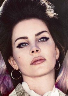 Lana Del Rey by Steven Klien for V No.108 Fall Preview 2017 Cover