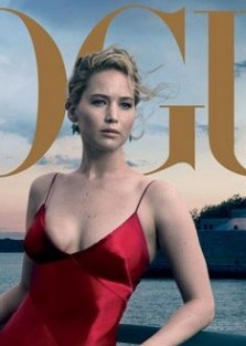 Jennifer Lawrence for Vogue US September 2017