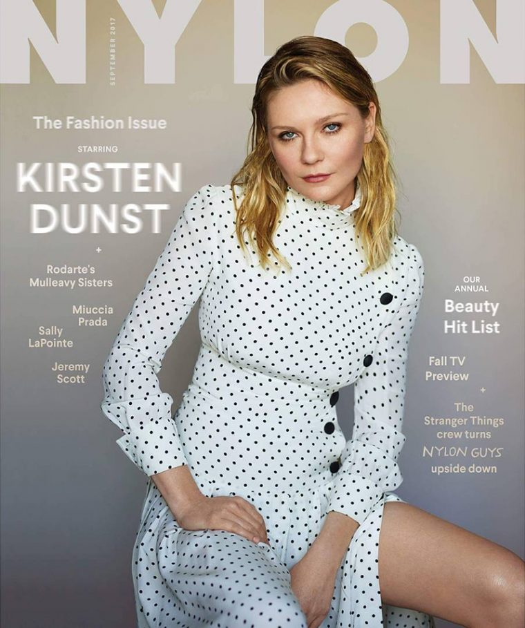 FASHION ON ROCK: Kirsten Dunst, Thomas Whiteside, Nylon ...