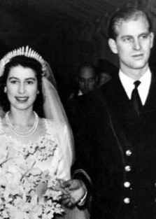 HAPPY 70th wedding anniversary to Her Majesty