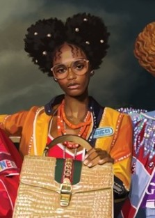 GUCCI SPRING/SUMMER 2018 CAMPAIGN BY  Ignasi Monreal