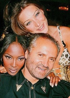 #TBT Long live Gianni Versace