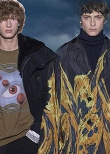 Dries Van Noten Fall'18 menswear