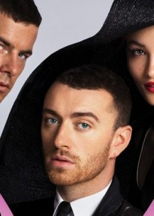 Sam Smith is the cover of V Magazine's Spring 2018 issue