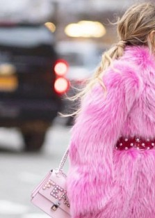 A very Pink Street Style