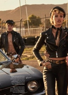 Hailey Clauson Stunning For  GQ Style UK  By Giampaolo Sgura