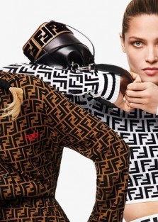 Fendi  exclusive capsule collection
