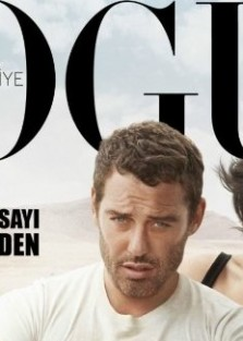 Kendall Jenner and Mert Alas for Vogue Turkiye by Mac Piggott