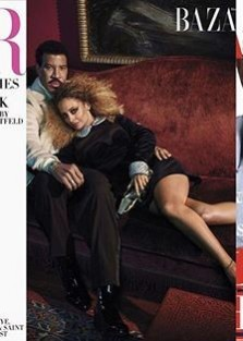 Families that ROCK for Harper's Bazaar's  by Mario Sorrenti.