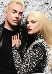 The Blonds collaboration X Mac cosmetics!