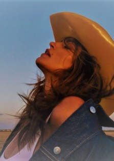 Supermodel Cindy Crawford is the face of Acne Studios fall-winter 2018 campaign by  Sam Abell,
